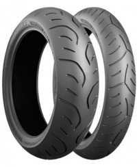 BRIDGESTONE, T30F 120/70 ZR17 58W Estive