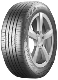 CONTINENTAL, ECO CONTACT 6 * 225/55 R17 97W Estive
