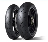 DUNLOP, QUALIFIER II 160/60 ZR17 69W Estive