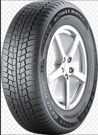 GENERAL, ALTIMAX WINTER 3 195/55 R15 85H Invernali