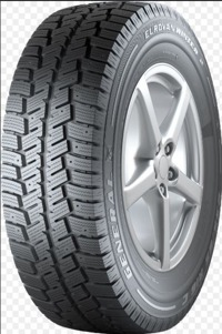GENERAL, EUROVAN WINTER 2 195/60 R16C 99T Invernali
