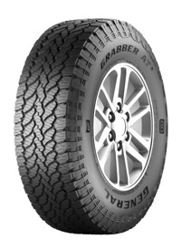 GENERAL, GRABBER AT3 255/70 R15 112T Estive