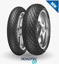 METZELER, ROADTEC 01 100/80 -17 52H Estive