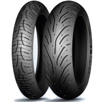 MICHELIN, PILOT ROAD 4 120/70 ZR17 58W Estive