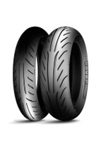 MICHELIN, POWER PURE SC 120/70 R12 51P Estive