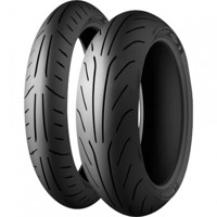 MICHELIN, POWER PURE SC 140/60 -13 57P Estive