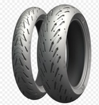 MICHELIN, ROAD 5 TRAIL 120/70 ZR19 60W Estive