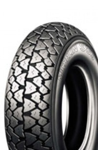 MICHELIN, S83 3.50/ -10 59J Estive