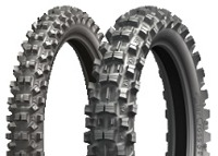 MICHELIN, STARCROSS 5 SOFT 100/100 X18 59M Estive