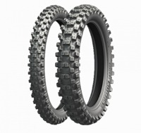 MICHELIN, TRACKER 100/90 -19 57R Estive