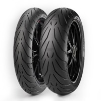 PIRELLI, ANGEL GT 110/80 ZR18 58W Estive