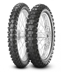PIRELLI, SCORPION MX EXTRA X 110/90 -19 62M Estive