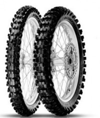 PIRELLI, SCORPION MX MID SOFT 70/100 -17 40M Estive