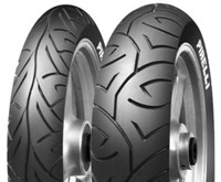 PIRELLI, SPORT DEMON 120/80 V16 60V Estive