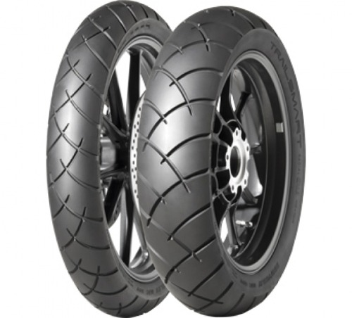 DUNLOP, TRAILSMART 120/90 -10 57J Estive